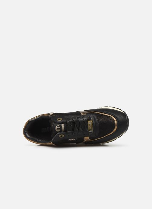 Sneakers MTNG Transit Zwart links