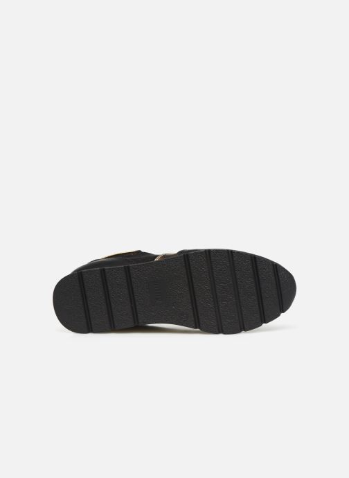 Sneakers MTNG Transit Zwart boven