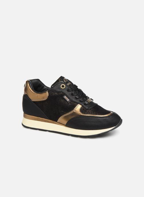 Sneakers MTNG Transit Zwart detail