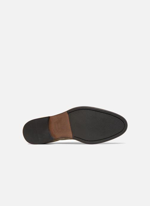 Chaussures à lacets Marvin&Co Duck Beige vue haut