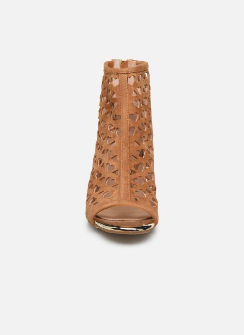 Stiefeletten & Boots Sweet Lemon L.15.TULIPE braun schuhe getragen