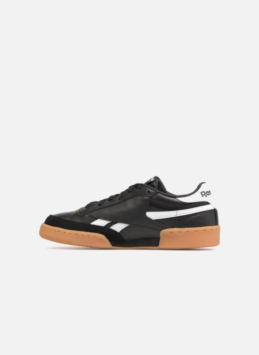 Baskets Reebok Revenge Plus Gum Noir vue face
