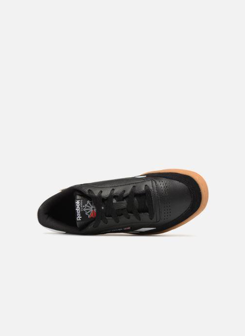Baskets Reebok Revenge Plus Gum Noir vue gauche