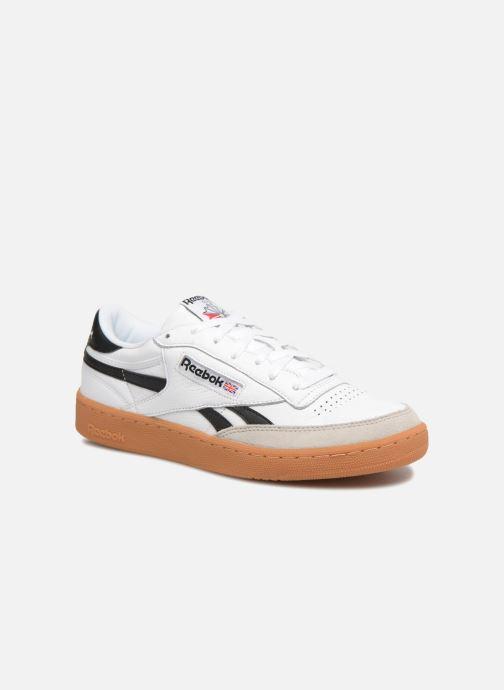 3fa92ef365e Reebok Revenge Plus Gum (Wit) - Sneakers chez Sarenza (315902)
