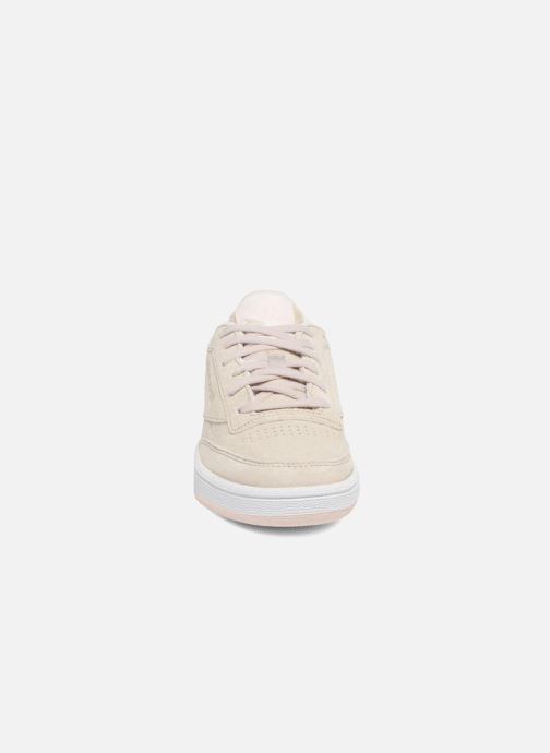 Baskets Reebok Club C 85 Tonal Nbk Gris vue portées chaussures
