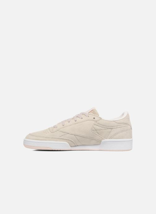 Baskets Reebok Club C 85 Tonal Nbk Gris vue face