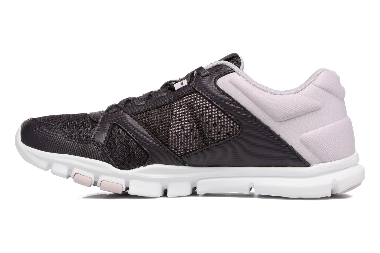 Chaussures de sport Reebok Yourflex Trainette 10 Mt Violet vue face