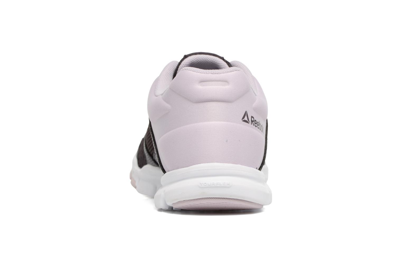 Chaussures de sport Reebok Yourflex Trainette 10 Mt Violet vue droite