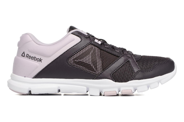 Chaussures de sport Reebok Yourflex Trainette 10 Mt Violet vue derrière