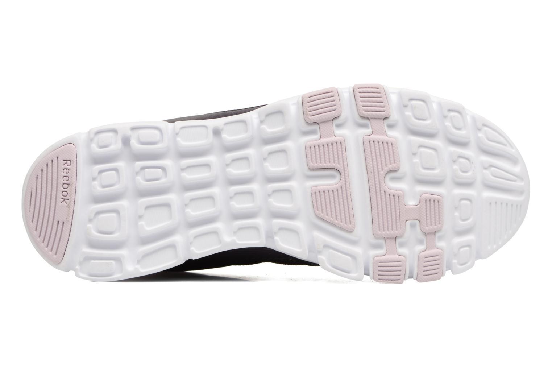 Chaussures de sport Reebok Yourflex Trainette 10 Mt Violet vue haut