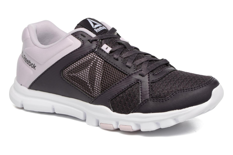 Chaussures de sport Reebok Yourflex Trainette 10 Mt Violet vue détail/paire