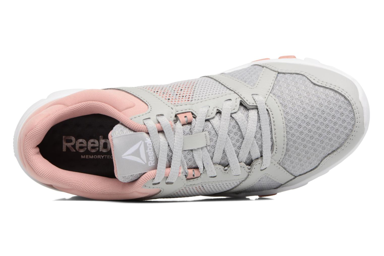 Chaussures de sport Reebok Yourflex Trainette 10 Mt Gris vue gauche