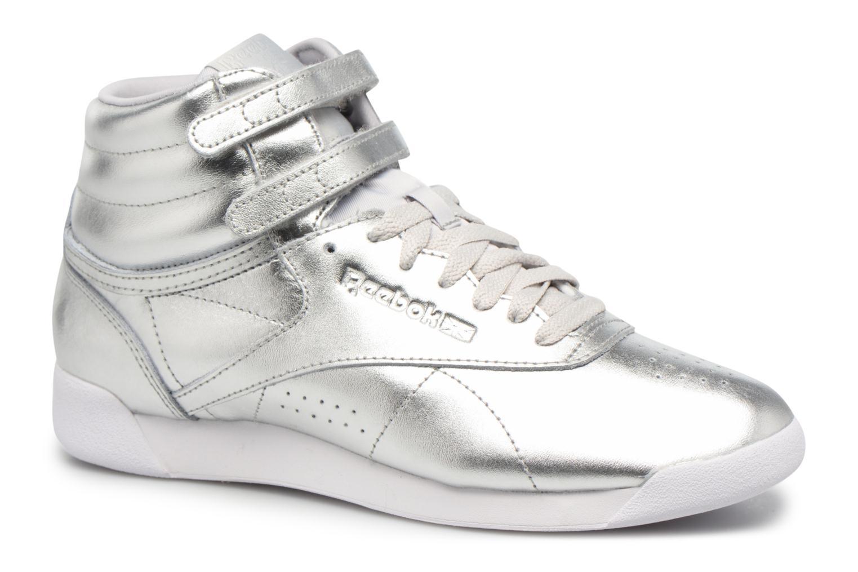 Sneakers Donna Freestyle Hi Metallic