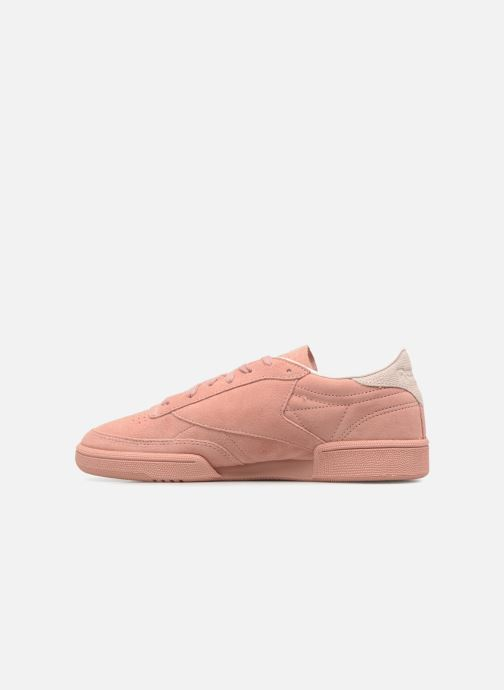 Sneakers Reebok Club C 85 Nbk Rosa immagine frontale