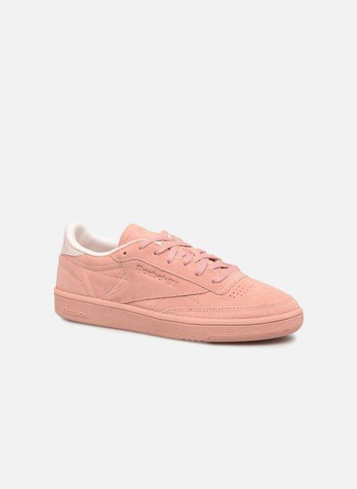 Sneaker Reebok Club C 85 Nbk rosa detaillierte ansicht/modell