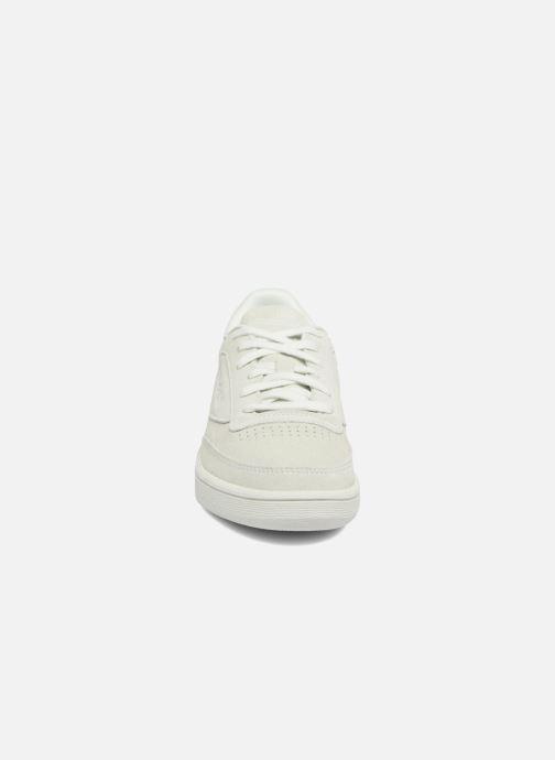Baskets Reebok Club C 85 Nbk Vert vue portées chaussures
