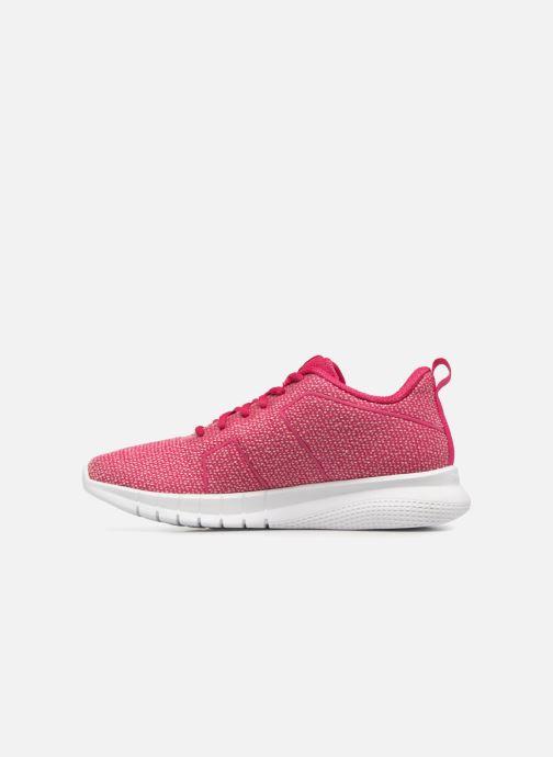 Chaussures de sport Reebok Reebok Instalite Pro Rose vue face