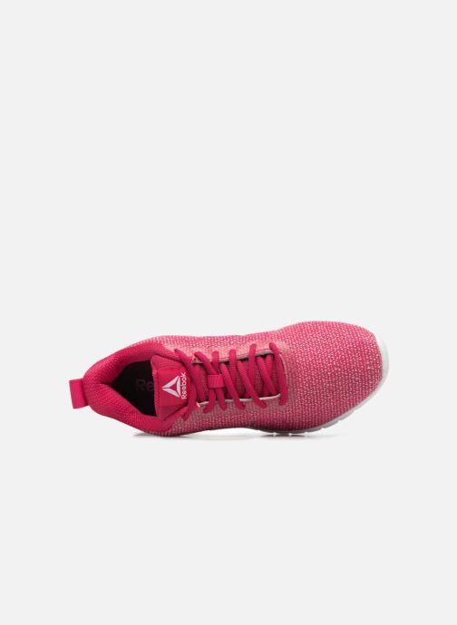 Chaussures de sport Reebok Reebok Instalite Pro Rose vue gauche