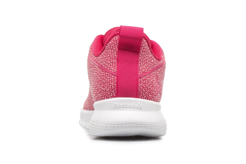 Chaussures de sport Reebok Reebok Instalite Pro Rose vue droite