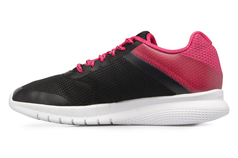 Chaussures de sport Reebok Reebok Instalite Run Noir vue face