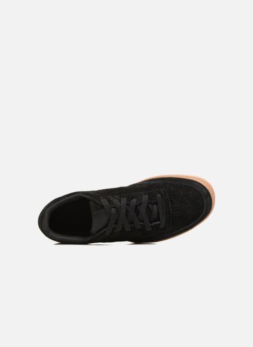 Sneakers Reebok Club C 85 Fvs Zwart links