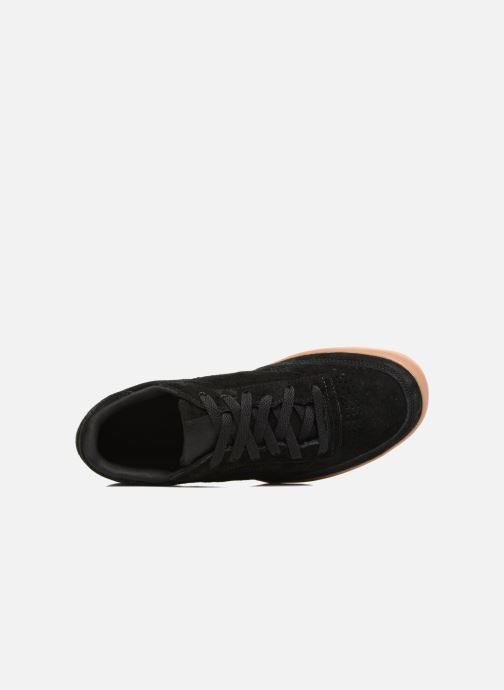 Trainers Reebok Club C 85 Fvs Black view from the left