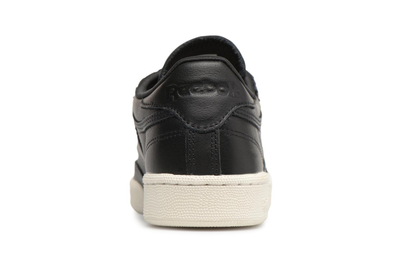 Sneakers Reebok Club C 85 Hrdware Zwart rechts