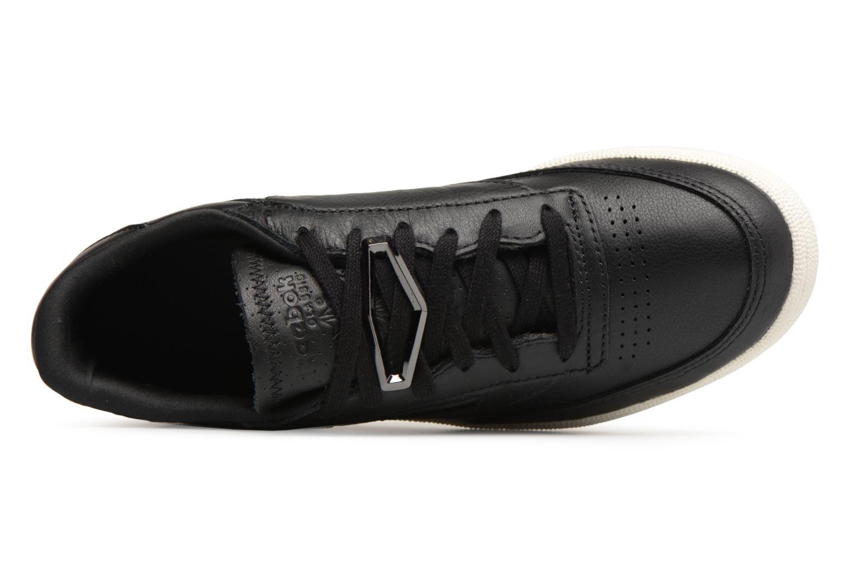 Sneakers Reebok Club C 85 Hrdware Zwart links