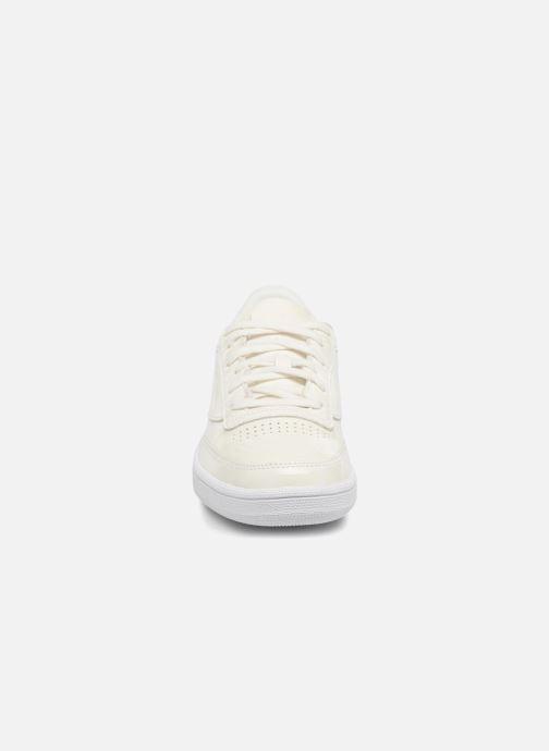 Sneakers Reebok Club C 85 Patent Wit model