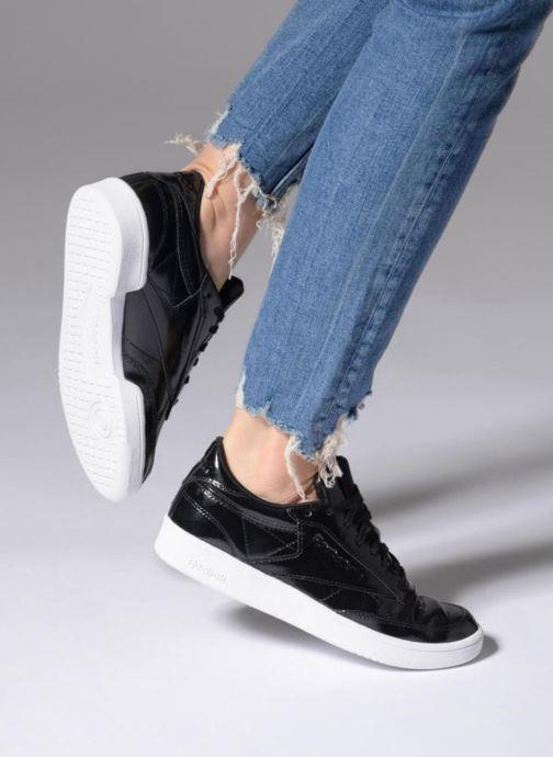 Reebok Femme Chaussures Baskets Club C 85 Patent