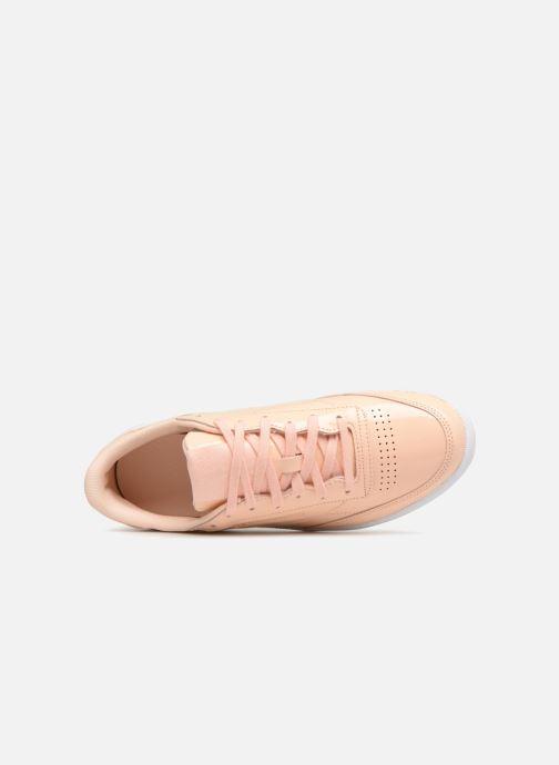 Reebok Club Club Club C 85 Patent (rosa) - scarpe da ginnastica ad1d07