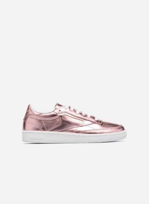 Sneakers Reebok Club C 85 S Shine Rosa immagine posteriore