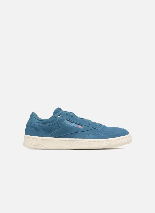 Trainers Reebok Club C 85 Montana Cans Collaboration Blue back view