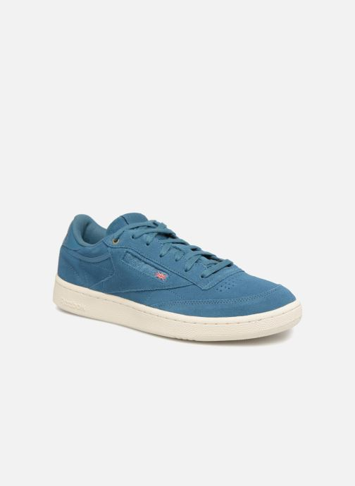 Trainers Reebok Club C 85 Montana Cans Collaboration Blue detailed view/ Pair view