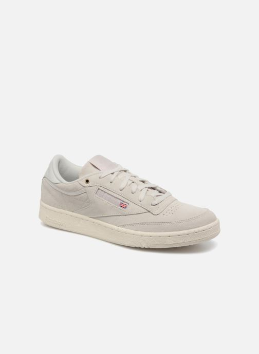 Sneakers Reebok Club C 85 Montana Cans Collaboration Grijs detail