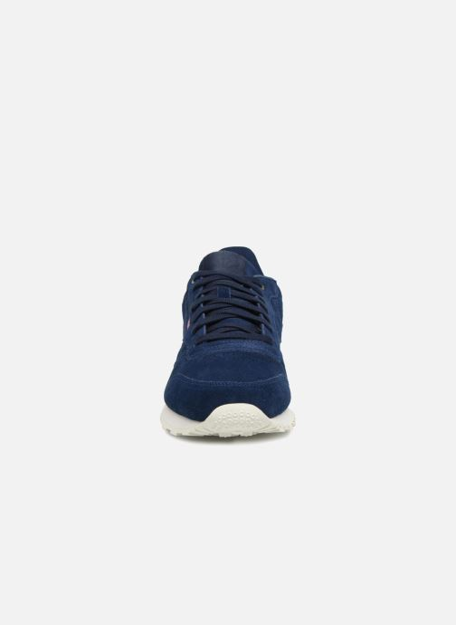 Trainers Reebok ClassicLeather Mcc Blue model view