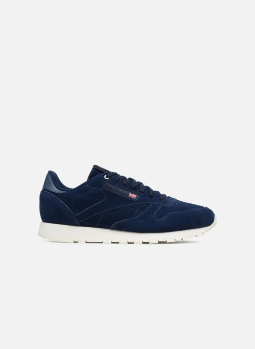 Trainers Reebok ClassicLeather Mcc Blue back view