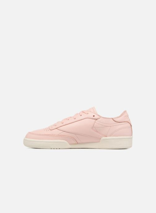 Sneakers Reebok Club C 85 Dcn Rosa immagine frontale