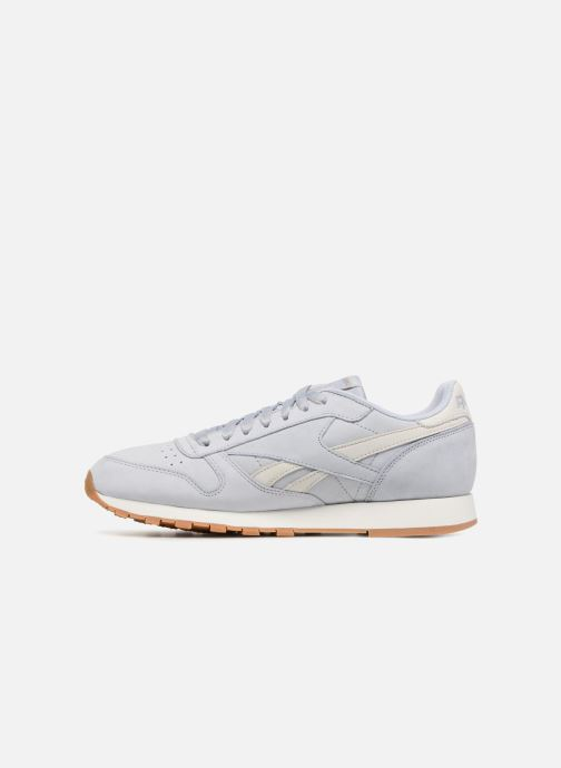 Baskets Reebok ClassicLeather Tl Gris vue face