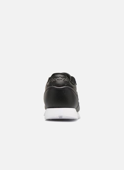 Sneaker Reebok ClassicLeather Hw schwarz ansicht von rechts