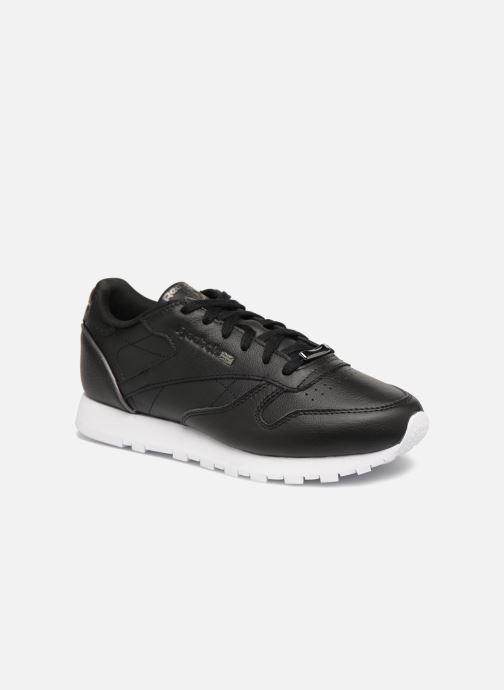 Sneaker Reebok ClassicLeather Hw schwarz detaillierte ansicht/modell