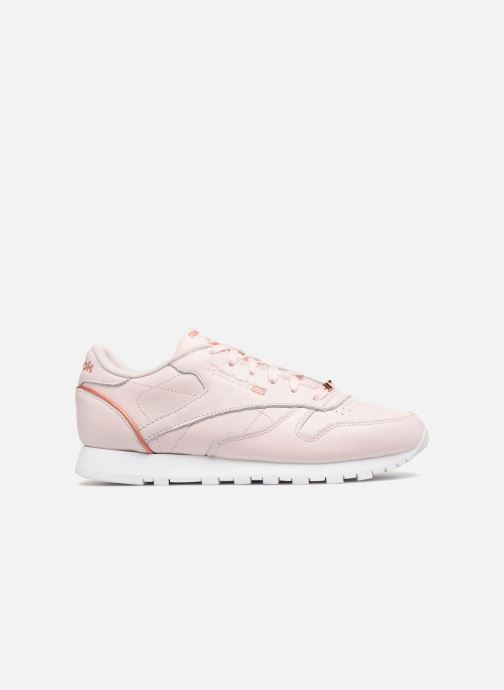 Trainers Reebok ClassicLeather Hw Pink back view
