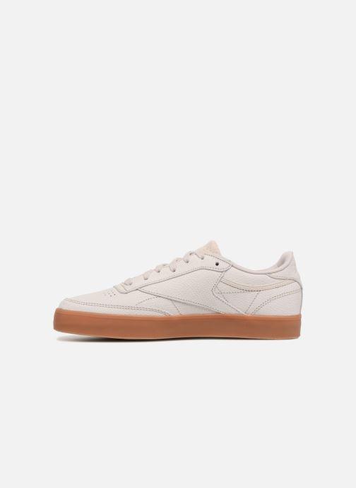 Sneakers Reebok Club C 85 Fvs Ps Desert Wit voorkant