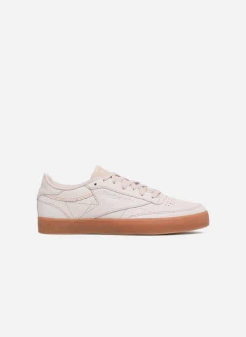 Sneakers Reebok Club C 85 Fvs Ps Desert Wit achterkant