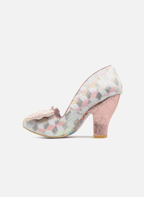 Zapatos de tacón Irregular choice NICK OF TIME W Rosa vista de frente