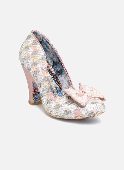 Høje hæle Irregular Choice NICK OF TIME W Pink detaljeret billede af skoene