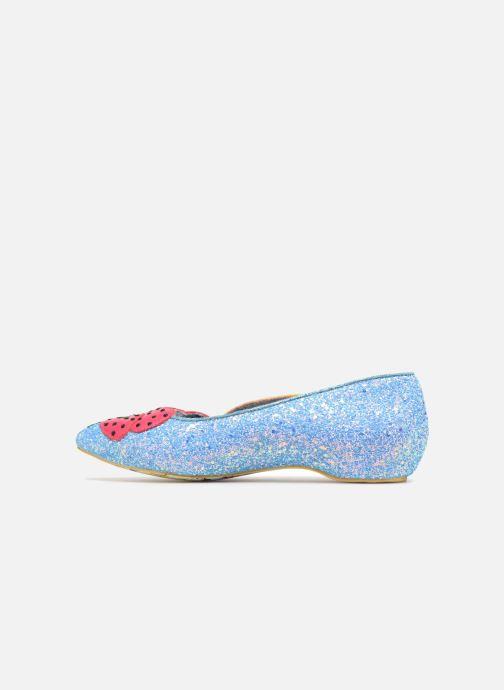 Ballerinaer Irregular Choice BANANA BOAT Pink se forfra