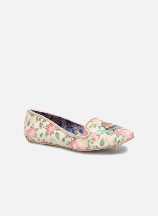 Loafers Irregular Choice TESTUDO Hvid detaljeret billede af skoene