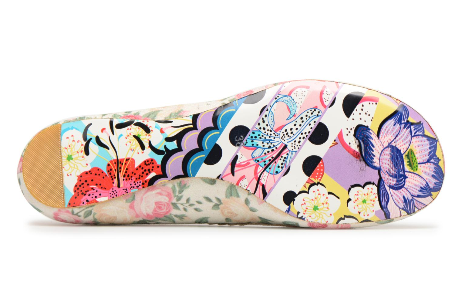 Loafers Irregular choice TESTUDO White view from above