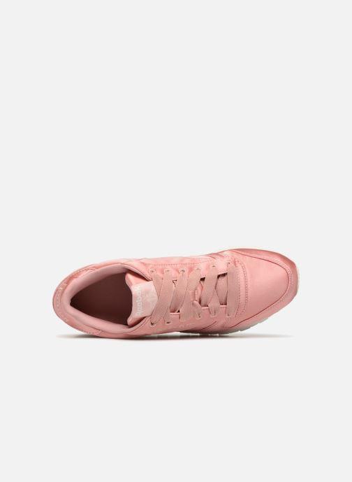 Reebok Classicleather 316080 rosa Satin Sneaker S8xP1S
